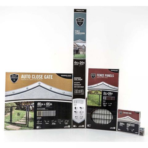 YardGard Select Complete Fence Kit