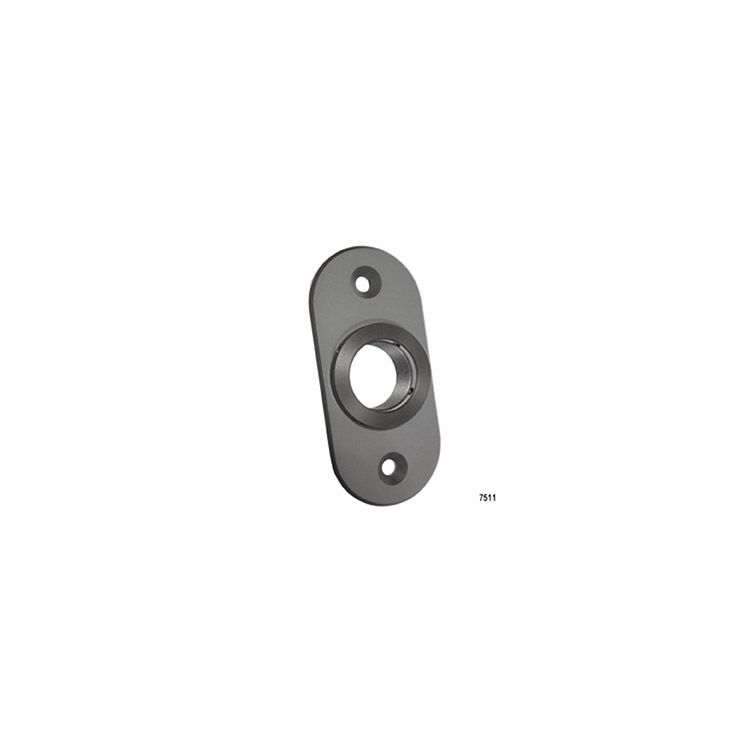 D&D Technologies SureClose - 6026-01 - Post Mounting Bracket, Center Mount - Aluminum