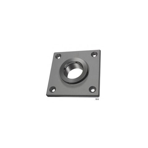 D&D Technologies SureClose - 6026-03 - Post Mounting Bracket, Center Mount - Aluminum