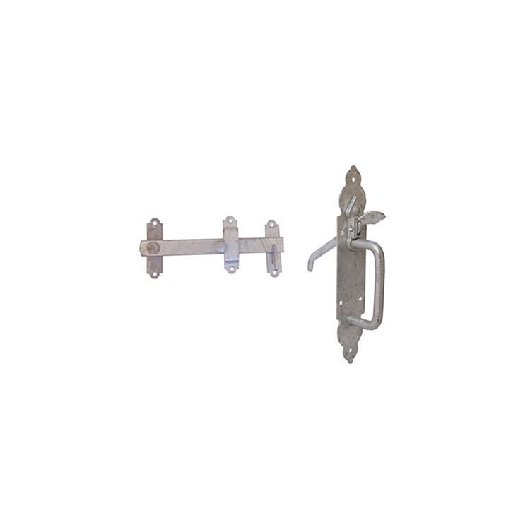 Abbey Trading Windsor Latch - 316 SS Brushed Matte