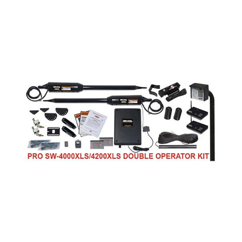 GTO PRO4000XLS/4200XLS Double Swing Gate Operator Kit