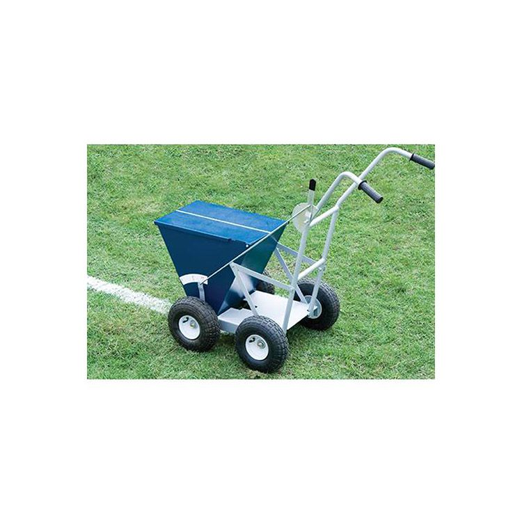 Alumagoal 4-Wheel Line Marker with Pneumatic Wheels