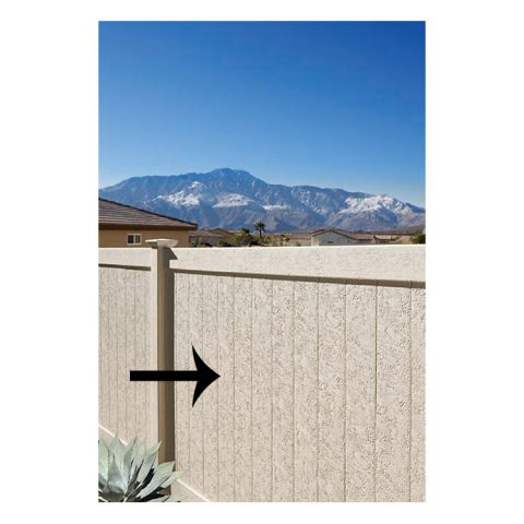 Bufftech Chesterfield CertaStucco Fence Fill Kits