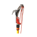 Seymour Structron S600 Power Tree Pruner Pruning Tool with 6'-12' Telescopic Extension Handle (SEY-41398)