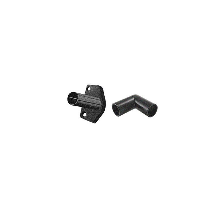 "Key-Link 1-1/2"" Handrail Gate Return Bracket - Arabian Series"