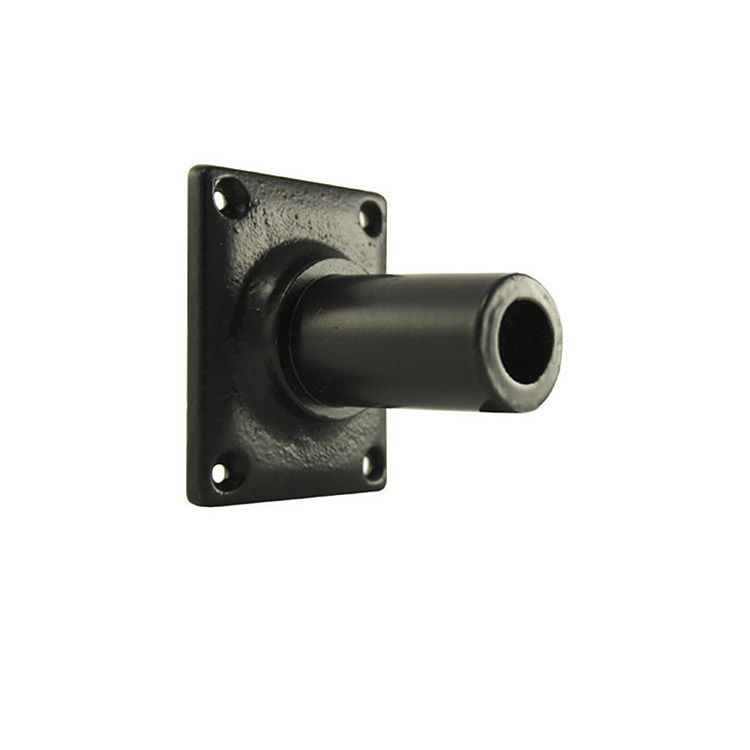 "Key-Link 1-1/2"" Handrail End Wall Mount - Lancaster Series"