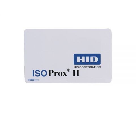 Linear ISOProx (0-297101) Wiegand 125 kHz HID Compatible Proximity Cards (Qty. 25)