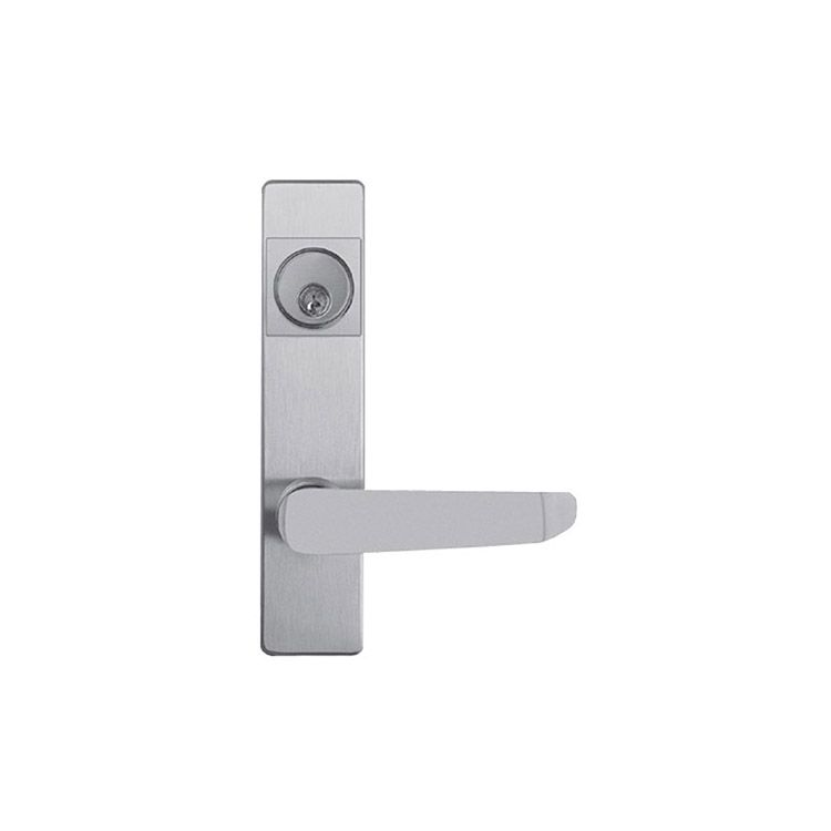 Detex 08BN Trim for Value Series V40 Rim Exit Devices - Narrow Stile - Lever Action