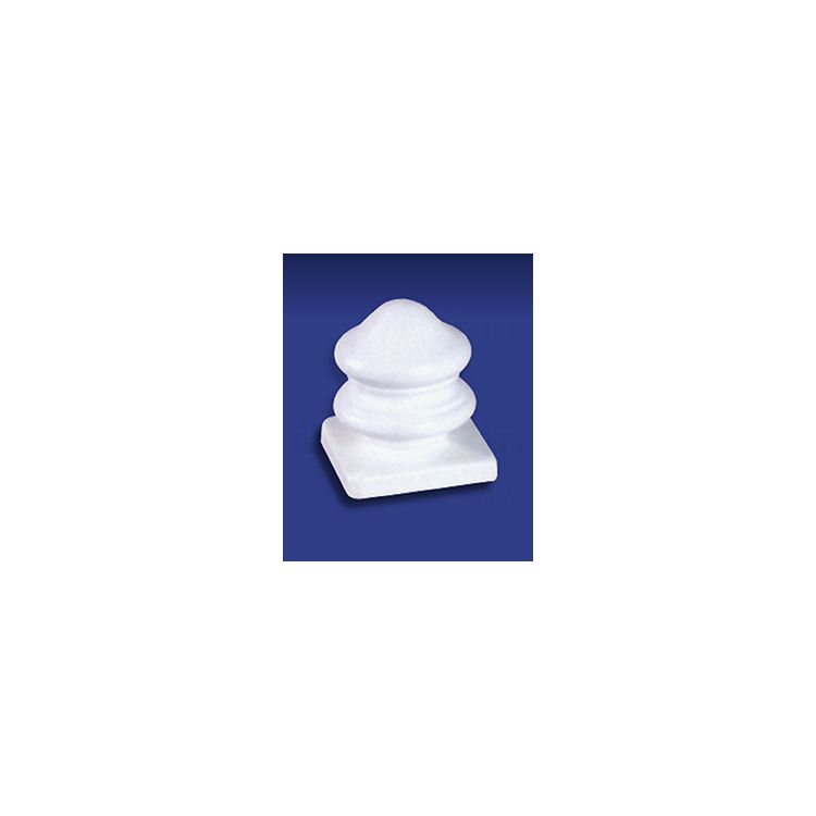 "Bufftech Newel King Post Cap 4""x4"""