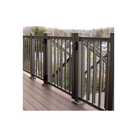 Key-Link Arabian Series Aluminum Railing - Gates