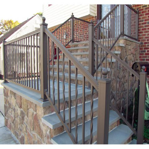 Key-Link American Series Aluminum Railing - Sections