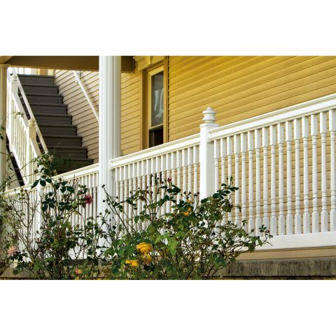Superior 3000 Series Railing - Sections