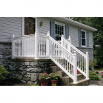 Superior 1000 Series Vinyl Railing - Sections (1000-S)