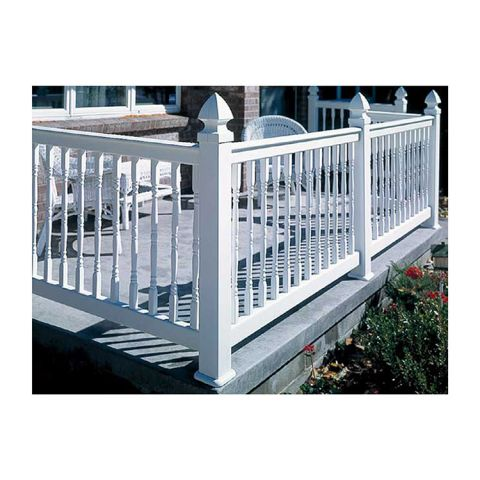 Bufftech Oxford Series Vinyl Railing - Sections