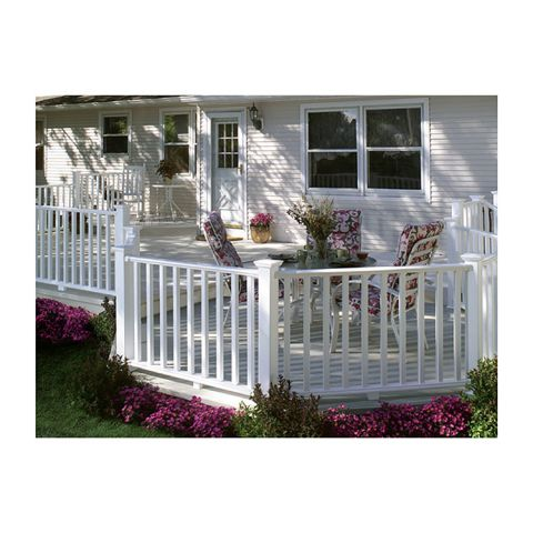 Bufftech Kingston Railing Sections