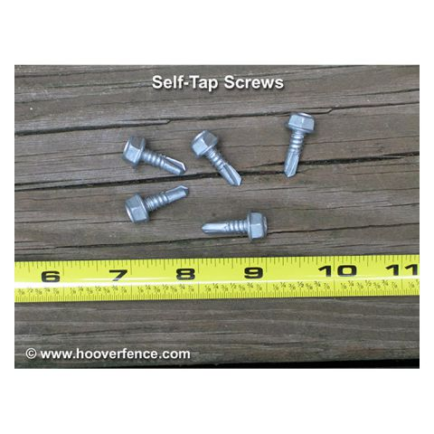 "Self Tap Screw - 1/4"" Long"