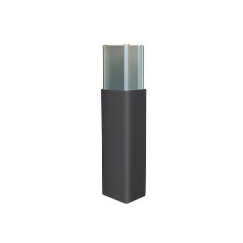 "Superior 5"" x 78"" Aluminum Post Insert"