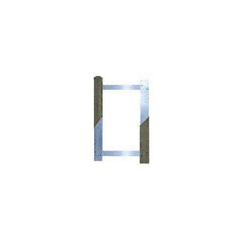 Bufftech Chesterfield CertaStucco Vinyl Gate Kits