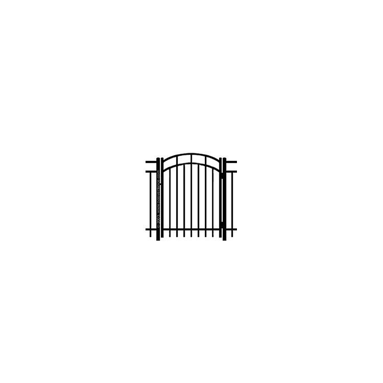 Ideal Carolina #4033 Arched Walk Gate