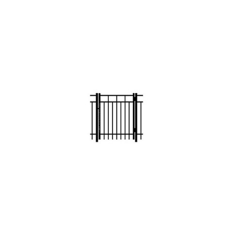 Ideal Carolina #403 Aluminum Single Swing Gate - Standard