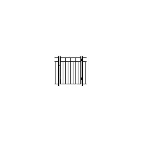 Ideal Carolina #403M Single Swing Gate - Modified