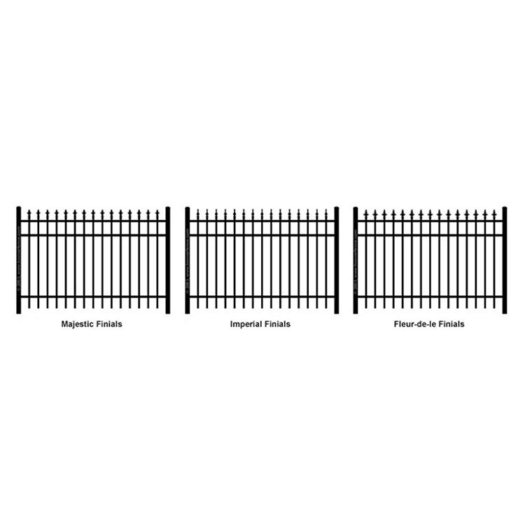 Ideal Finials #600 Fence Section