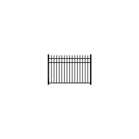 Ideal Maine #203 Modified Aluminum Fence Section