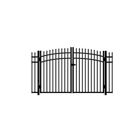 Jerith #101M Aluminum Rainbow Double Gate - Modified