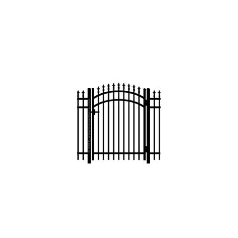 Jerith #111 w/Finials Accent Gate