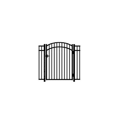 Jerith #202M Aluminum Accent Gate - Modified