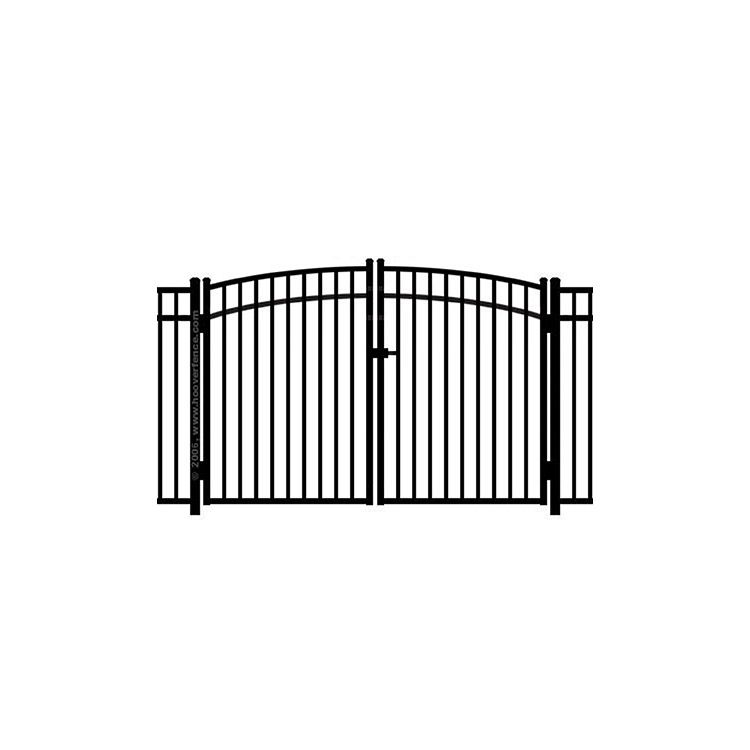 Jerith #202M Rainbow Double Gate - Modified