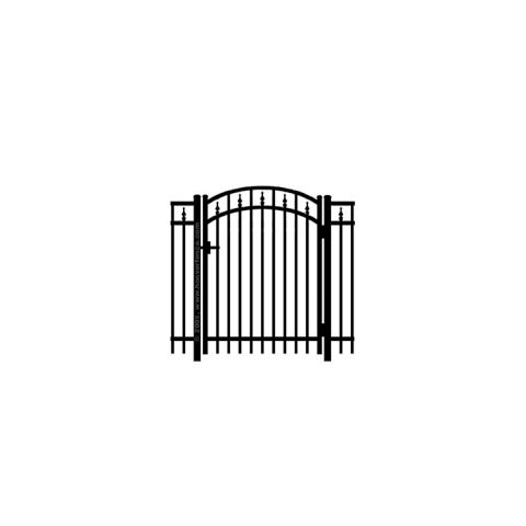 Jerith #211 w/Finials Accent Gate