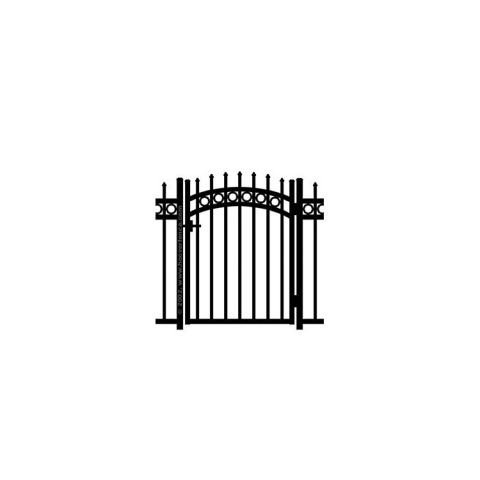 Jerith Buckingham Plus Rings Accent Gate