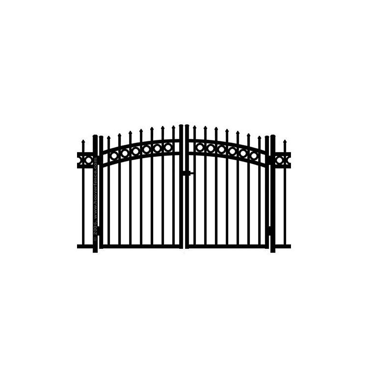 Jerith Buckingham Plus Rings Rainbow Double Gate