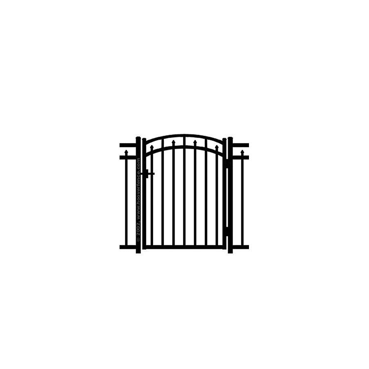 Jerith Canterbury Accent Gate