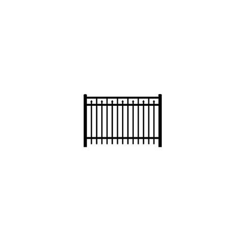 Jerith #I200 Aluminum Fence Section
