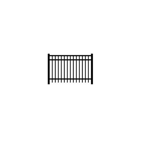 Jerith #I202 Aluminum Fence Section