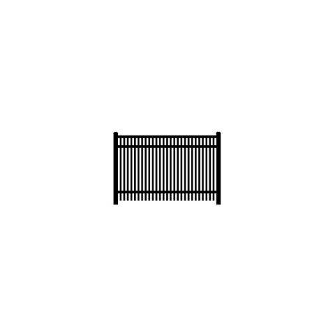 Jerith #I402 Aluminum Fence Section