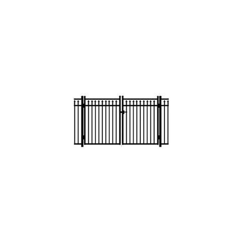 Jerith #200 Modified Aluminum Double Swing Gate