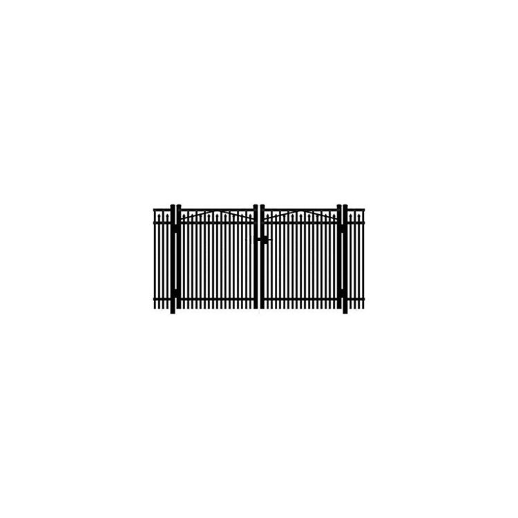 Jerith #400 Aluminum Double Swing Gate