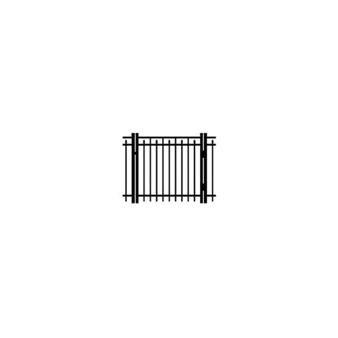 Ultra UAF-250 Single Swing Gate