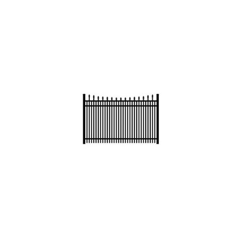 Ultra UAS-301 Aluminum Fence Section