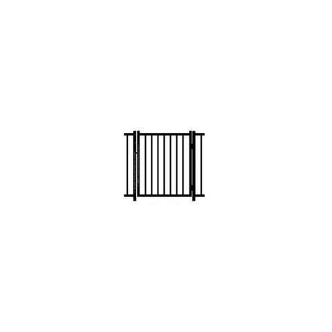 Ideal Alamo #400 Single Swing Gate - Standard