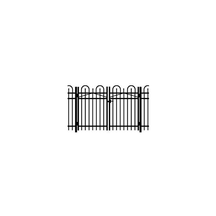Jerith Concord #101 Double Swing Gate w/Points