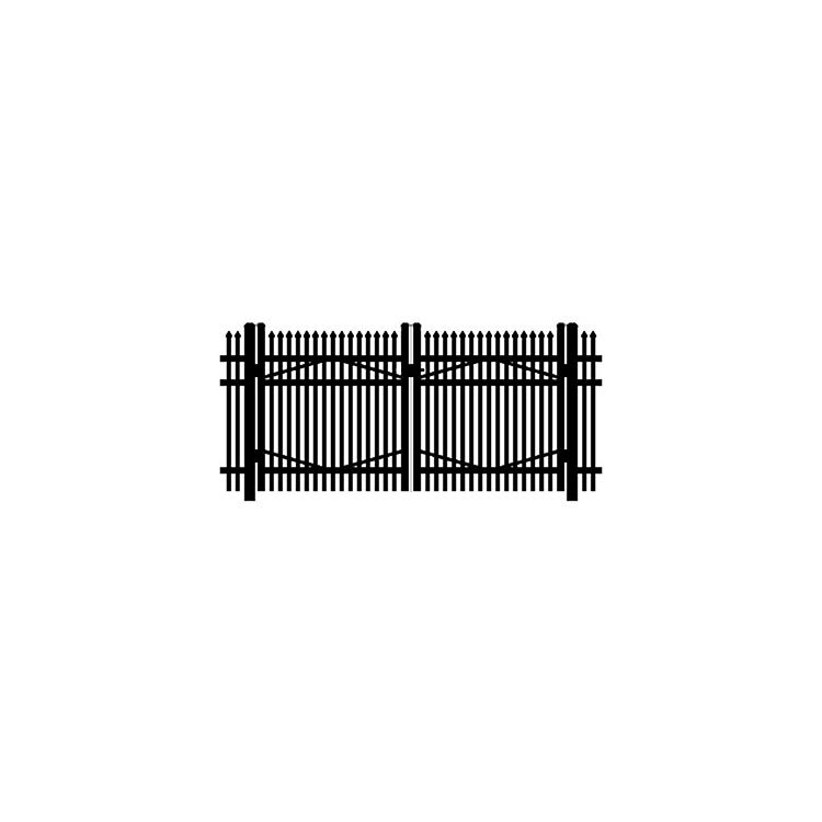 Jerith #I401 Double Swing Gate