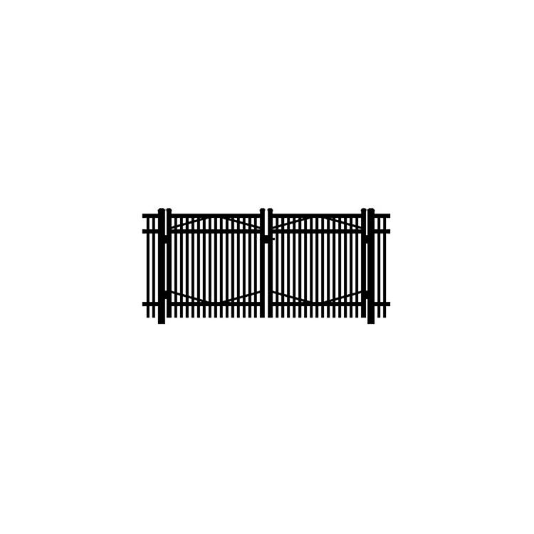 Jerith #I402 Double Swing Gate