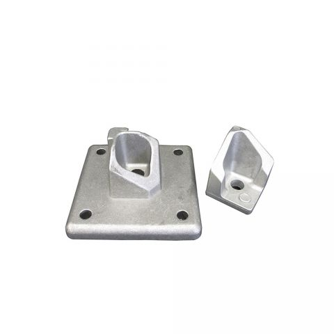 "Ideal 2"" Ideal base flange - welded plate"