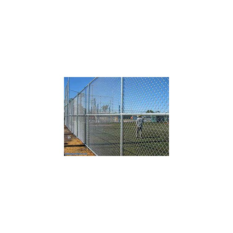 Hoover Fence Horizontal Rail Kit for Chain Link Sideline Fencing Kits