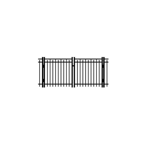 Ultra UAF-250 Double Swing Gate