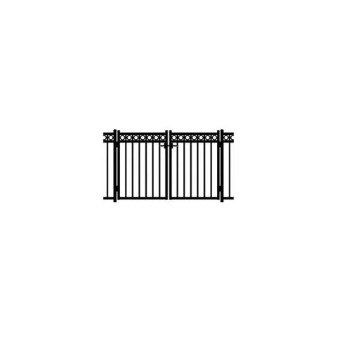 Jerith Windsor Plus Rings Double Swing Gate